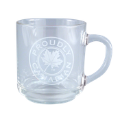 Proudly Canadian Frost Coffee Mug