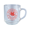 Proudly Canadian Red Coffee Mug