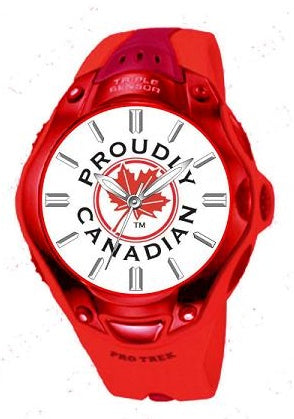 Proudly Canadian Watch