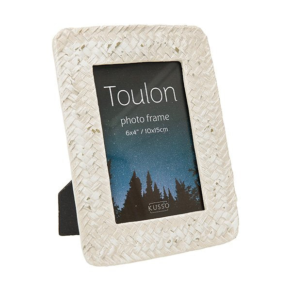 "Toulon Distressed Series 6x4"" Frame"