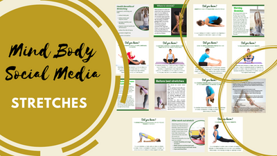 Stretches templates