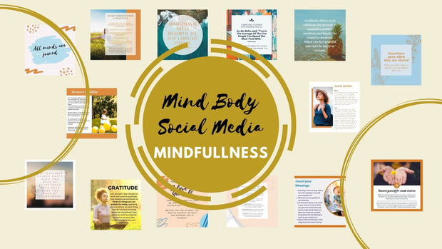 Mindfullness Template Bundle