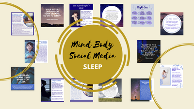 Sleep Template Bundle