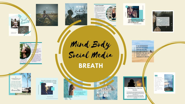 Breath Template Bundle