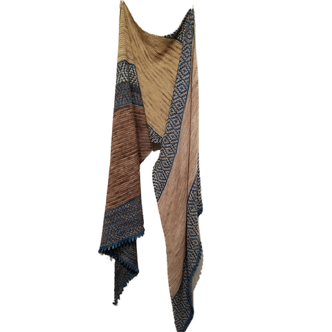 Mosaic Stole Scarf