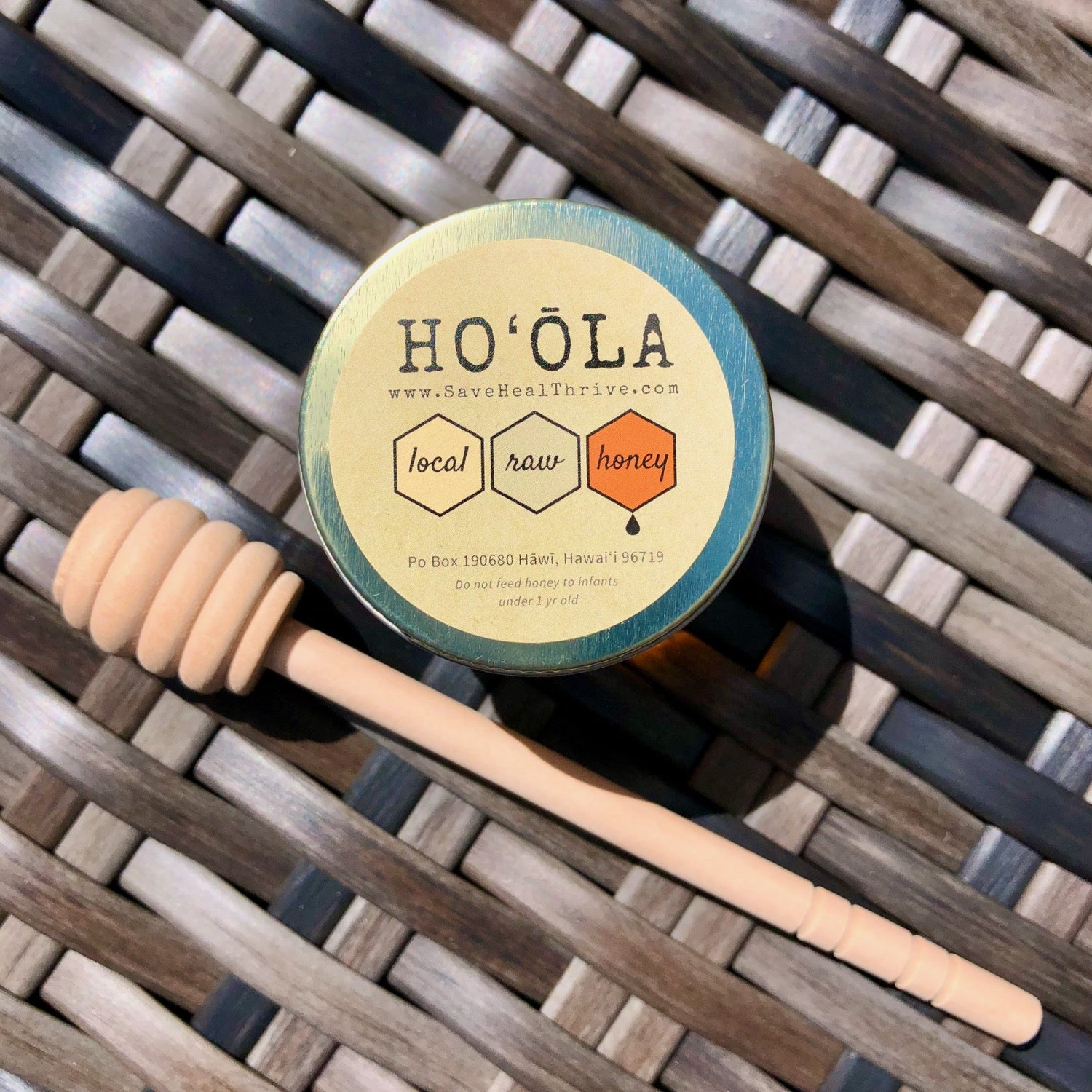 Hoʻōla Honey