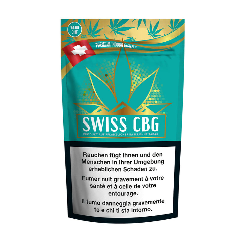 Swiss CBG-CBG Cannabis-Pure Production-Swiss CBD Shop-uWeed