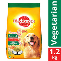 Pedigree Adult Vegetarian Veg Dog Food