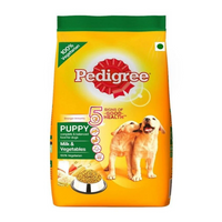Pedigree Puppy Food Milk and Vegetable