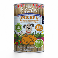 Little Big Paw Chicken with Green Beans, Mixed Peppers and Sweet Potato - doggietheapp.com