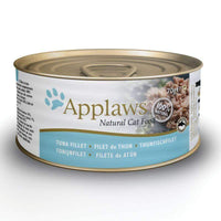 Applaws Natural Tuna Fillet Wet Cat Food - 70 g Applaws