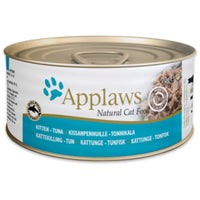 Applaws Wet Cat Food for Kittens - Tuna in Jelly - 70 g Applaws