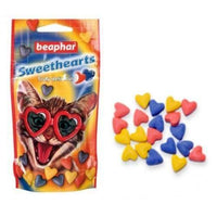 Beaphar Sweethearts Cat Treats - 52.5 g Beaphar