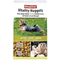 Beaphar Vitality Nuggets - Healthy Dog Treats - 600 g Beaphar