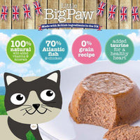 Little Big Paw Gourmet Atlantic Tuna Mousse - doggietheapp.com