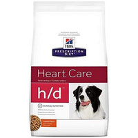 Hill's Prescription Diet h/d Canine - Heart Care Hill's