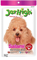 JerHigh Salami Dog Treats - 70 gms JerHigh