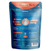 Kennel Kitchen Fish Chunks In Gravy Cat Food - 100 gms (Pack of 15) Kennel Kitchen