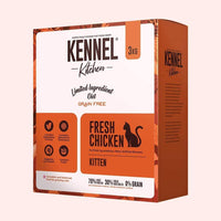 Kennel Kitchen Fresh Chicken Dry Kitten Food - 3 kg Kennel Kitchen