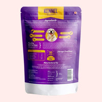 Kennel Kitchen Lamb Chunks in Gravy Dog Food - 100 gm (Pack of 12) Kennel Kitchen