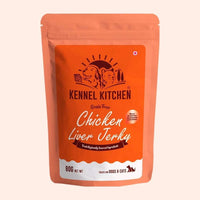 Kennel Kitchen Treats - Chicken Liver Jerky Kennel Kitchen