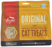 Orijen Original Freeze-Dried Cat Treats - 35 gms Orijen