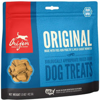 Orijen Original Freeze-Dried Dog Treats - Available in Multiple Sizes Orijen