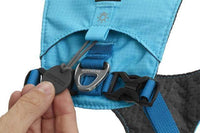 Ruffwear Hi & Light Dog Harness - Blue - L/XL Ruffwear