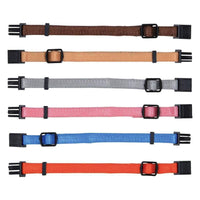 Trixie Puppy Collar - Set of 6 (Light Colors) Trixie