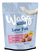 Wagg Low Fat Dog Treats - Turkey & Rice Wagg Foods