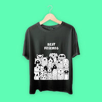 Best Friend T-shirt - doggietheapp.com