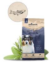 Chicopee Soft Adult Dog food - Salmon & Rice (great for senior dogs) - doggietheapp.com