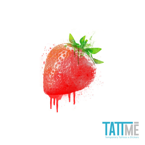 strawberry tattme
