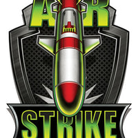 Air Strike-Black Ops 2 Temporary Tattoo