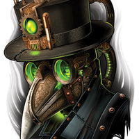 bird mask steampunk