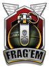 Frag'em-Black Ops 2 Temporary Tattoo
