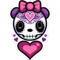 Muertito Panda Heart
