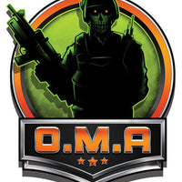 O.M.A.-Black Ops 2 Temporary Tattoo