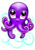 Octopus Temporary Tattoo - Under The Sea Tattoos