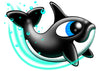 Orca Temporary Tattoo - Under The Sea Tattoos