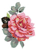 Peony Temporary Tattoo - Vintage Floral Tattoos