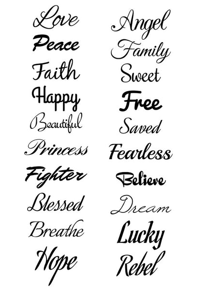 cursive writing generator for tattoos We have 19 free cursive, tattoo fonts to offer for direct downloading 1001 fonts is your favorite site for free fonts since 2001.