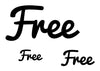 Free Temporary Tattoo-Script Tattoos