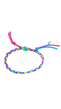 Load image into Gallery viewer, Neon Braided Bracelet/Anklet