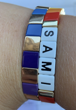 Load image into Gallery viewer, Tile Bracelets- Custom