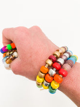 Load image into Gallery viewer, Morgan Bracelets - BEST SELLER! (Czech Glass Pony Beads)