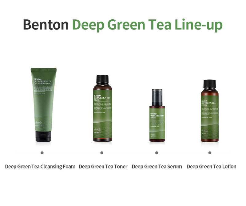 Deep Green Tea Lotion 120ml