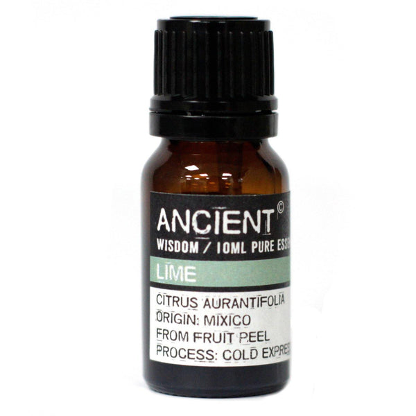 Aromatherapy Essential Oil - Lime - 10ml - MysticSoul_108