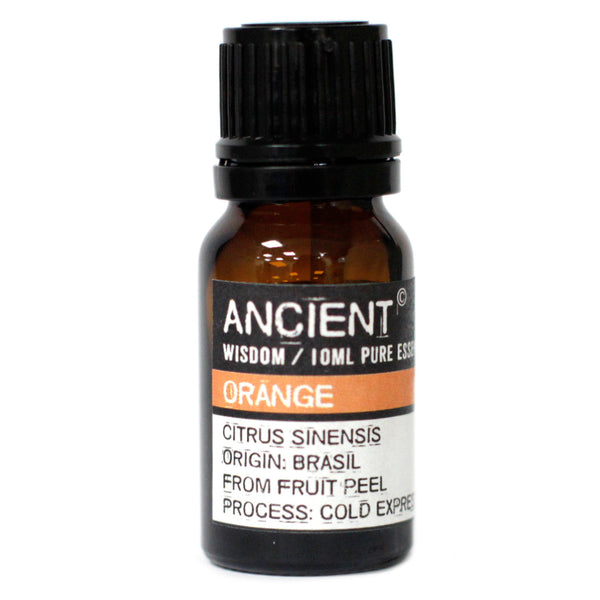 Aromatherapy Essential Oil - Orange - 10ml