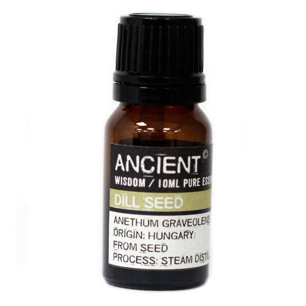 Aromatherapy Essential Oil - Dill Seed - 10ml - MysticSoul_108